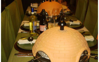 Slagerij 't Benneke - Pizza party